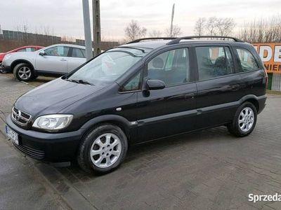 używany Opel Zafira 1.6dm 101KM 2003r. 189 566km