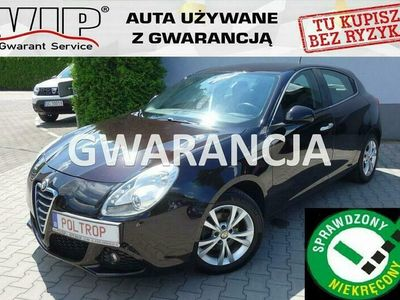 używany Alfa Romeo Giulietta 1.6dm 105KM 2013r. 174 000km