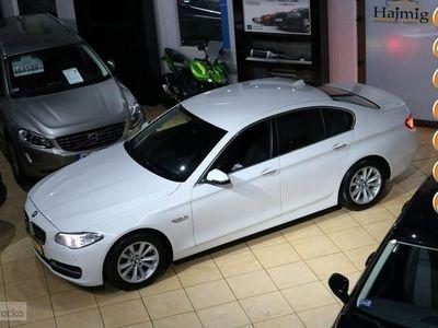 second-hand BMW 518 seria 5 2dm3 150KM 2016r. 90 000km d Automat, NAVI, Gwarancja x 5, salon PL, fv VAT 23