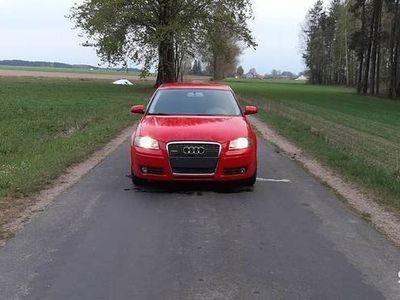 używany Audi A3 8P 1.6 Benzyna