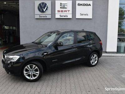 używany BMW X3 Vat23%, P.Salon, Skóra, Kamera, LED,Bi-Xenon, Navi, Cz.parkowania, Alu F25 (2010-)