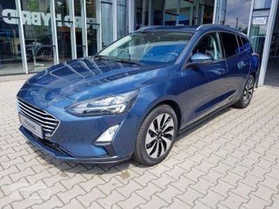 używany Ford Focus Focus IV1.5 EcoBlue 120 KM, M6 Trend Edition Business - Wyprzedaż 2019