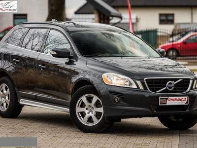 usata Volvo XC60 2.4dm3 185KM 2010r. 170 000km super stan 2,4 AWD 100% oryginał Gwarancja