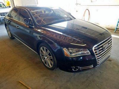 używany Audi A8 4dm 420KM 2012r. 133 000km
