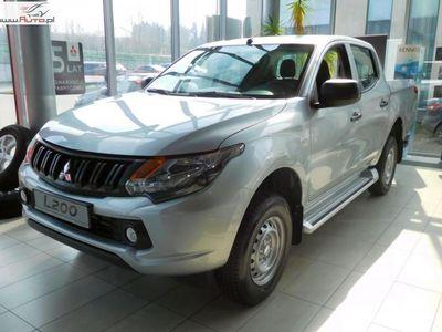 używany Mitsubishi L200 2.4dm3 154KM 2018r. 10km INVITE