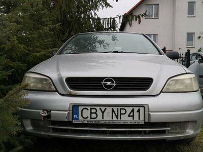 używany Opel Astra 2000 2.0 dtl