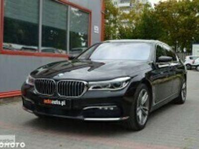 używany BMW 740 SERIA 7 740 e iPerformance! Hybryda! Faktura VAT 23%!