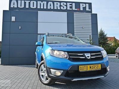 używany Dacia Sandero Stepway 0.9dm3 90KM 2019r. 10 148km