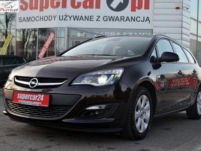 używany Opel Astra Astra 1.4dm3 120KM 2015r. 90 917kmBenzyna, Xenon, Serwis ASO, FV 23%, Gwarancja!!!