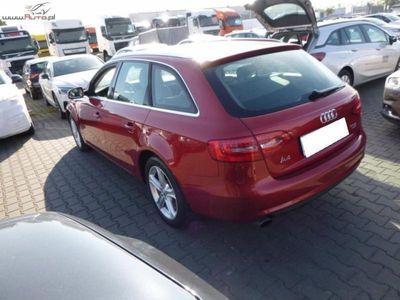 używany Audi A4 A4 2dm3 224KM 2014r. 106 452km2.0 TFSI Quattro S tronic FV 23%, Gwarancja!!
