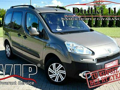 używany Peugeot Partner II 1,6e-hdi DUDKI11 Klimatyzacja,Serwis,Ledy,Zarej w PL.GWARANCJA