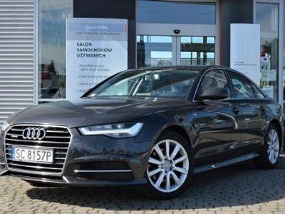używany Audi A6 IV (C7) 2.0 TDI 190 KM SalonPL Serwis ASO FV23% s-line quattro