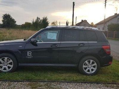 używany Mercedes 220 Klasa GLK X204 GLK CDi4x4 I-właściciel 4MATIC automat