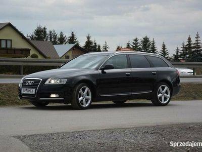 używany Audi A6 2.7TDI navi skóra biksenon gwarancja przebiegu pneumatyka Lift