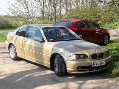 używany BMW 323 e46 CI lpg manual bogate wyposażenie.