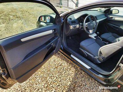 używany Opel Astra GTC Astra H1,6 115KM Sprowadzony z Niemiec / Piękny