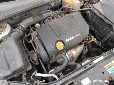 używany Saab 9-3 05r 1.8 GAZ 122KM Sedan Klima Grzane skóry Zamiana
