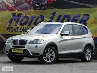 używany BMW X3 II (F25) 3.0 D, xdrive, kamery 360, panorama, opłacony