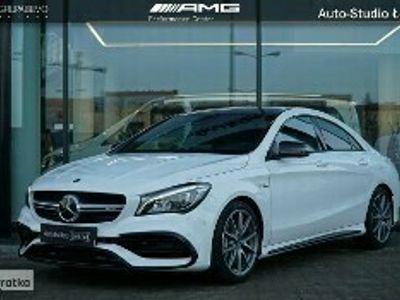 używany Mercedes CLA45 AMG KlasaMercedes-AMG CLA 45 4Matic HarmanKardon DachPanorama