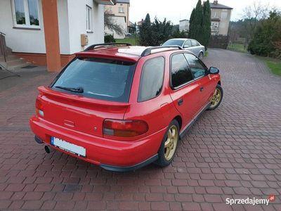 używany Subaru Impreza GT 2.0 Turbo 220km + Sekwencja / Polecam /