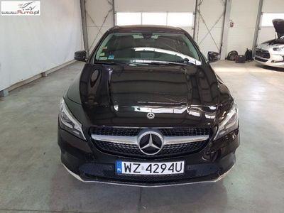 używany Mercedes 200 Inny 1.6dm3 156KM 2017r. 21 405km -BENZ CLA Shooting Brake -CLAUrban