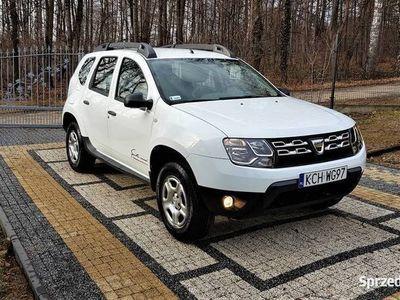 używany Dacia Duster 1.2 Turbo 125KM mały przebieg 15tys ! 10.2017 !
