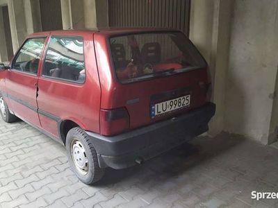 używany Fiat Uno 1.0 fire komplet kół