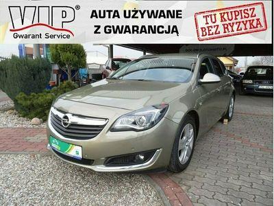 używany Opel Insignia 1.6dm 136KM 2016r. 130 000km