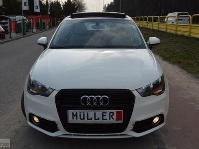 używany Audi A1 I (8X) 1.6 TDI -105 Km PANORAMADACH ,SKÓRY ,NAVI...