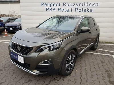 używany Peugeot 3008 1.5dm 130KM 2019r. 18 495km