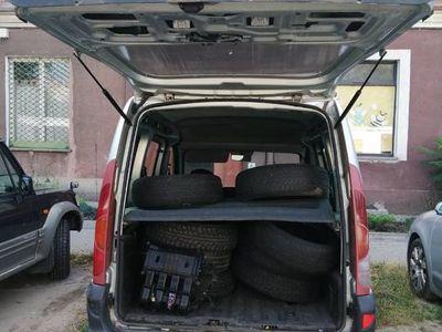 używany Renault Kangoo 1.2 16V 5 drzwi,klima itp
