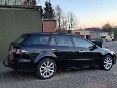 używany Mazda 6 Sport Kombi 2.0 143KM Xenon Bose