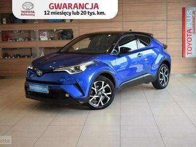 używany Toyota C-HR 116KM Dynamic Tech Led BSM F.23% SalonPL Gw.2020r Bońkowscy