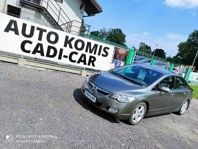 używany Honda Civic 1.8dm 140KM 2006r. 103 000km