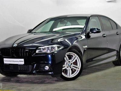 używany BMW 535 3dm 306KM 2014r. 212 380km