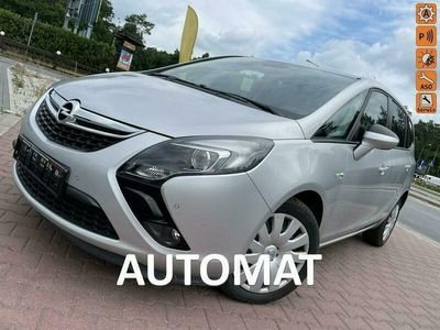 używany Opel Zafira 2.0 CDTI 170KM Automat Opłacona 2014 Gwarancja Przebiegu!