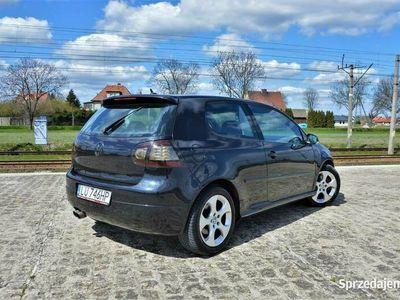 używany VW Golf 2006 R, 2.0 Benzyna, 200 KM, Klima, Alufelgi