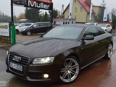 używany Audi A5 I (8T) 2.0Benz-180km, S-LINE,Navi,Tempomat....