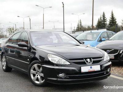 używany Peugeot 607 2.7 204KM