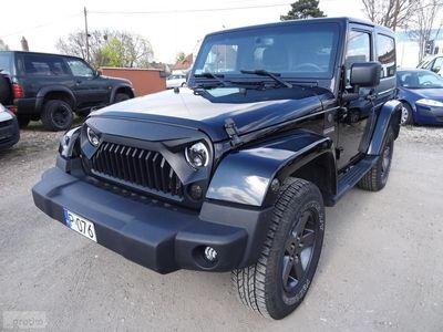 brugt Jeep Wrangler III [JK] 3,6 V6 285KM Limited OSCAR MIKE Klima Automat