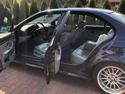 używany BMW 528 5 i gaz 193km skora Alu hi-fi dsp hak możliwa zamiana
