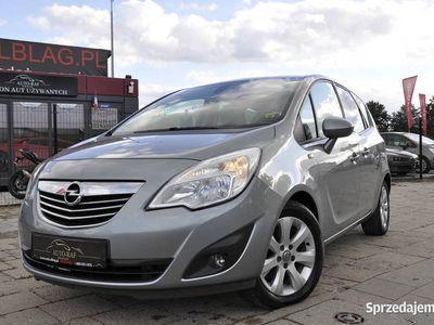 używany Opel Meriva 1.7 Diesel, klima, bagażnik rowerowy, alufelgi