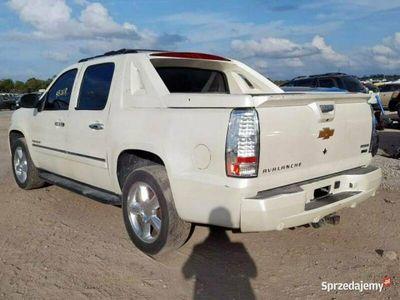 używany Chevrolet Avalanche AvalancheLTZ 5.3 benz. V8 320KM 2012 GMT 900 (2007-)