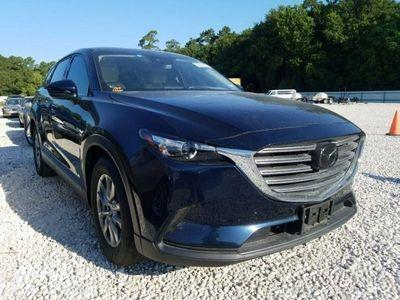 używany Mazda CX-9 2.5dm 250KM 2018r. 53 700km