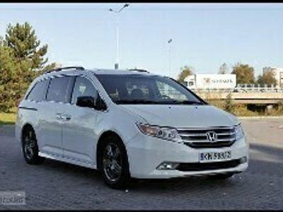 używany Honda Odyssey IV 3.5 V6 * 258 koni mech*V Tec VCM*Touring ELITE* Lp
