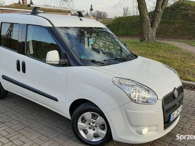 używany Fiat Doblò 1,6 Multijet 105KM Klima PDC Super Stan OKAZJA!