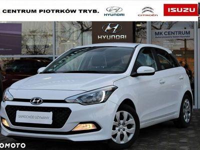 używany Hyundai i20 1.2dm 84KM 2017r. 43 780km