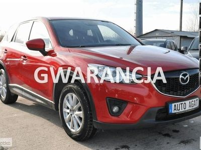 używany Mazda CX-5 2.2dm 150KM 2015r. 186 000km