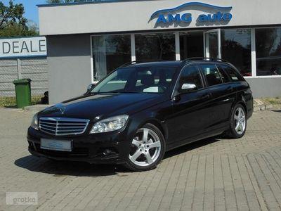 używany Mercedes 200 Klasa C W2042,2CDI 136KM, Automatyczna Skrzynia, Skórzana Tapicerka, Nawigac