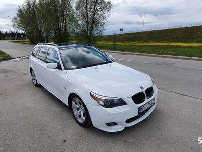 używany BMW 535 E61 d Bi-turbo 380KM 780nM